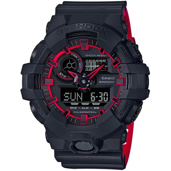 Zegarek CASIO G-SHOCK GA-700SE-1A4CR