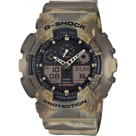 Zegarek CASIO G-SHOCK GA100MM-5AER