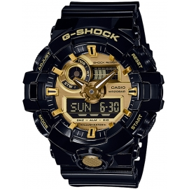 Zegarek CASIO G-SHOCK GA-710GB-1AER